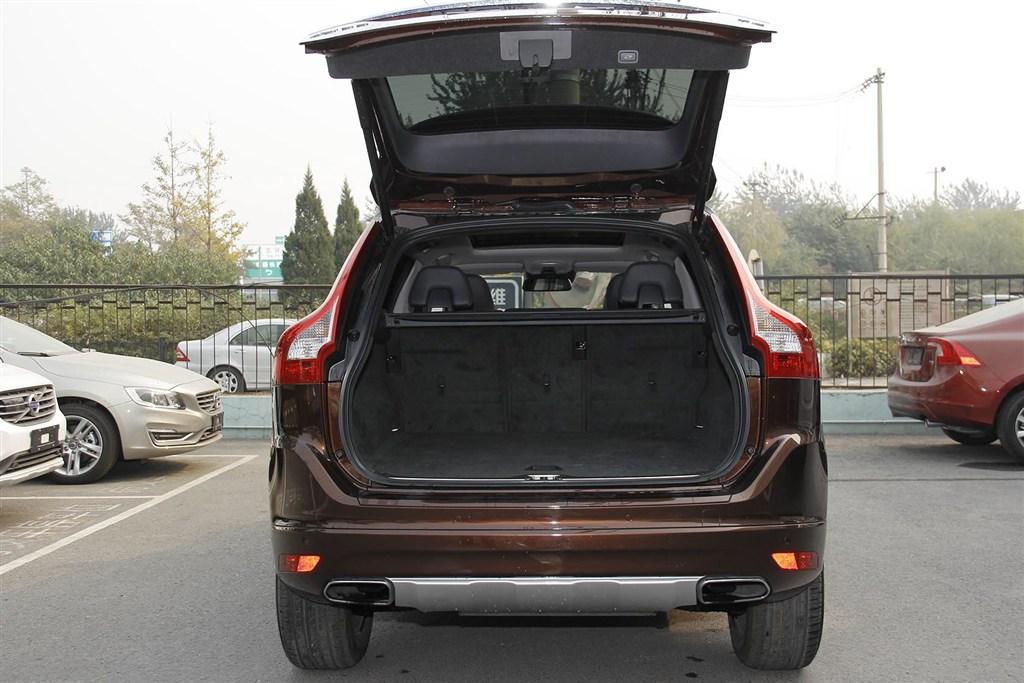 沃尔沃xc60(进口)行李箱空间